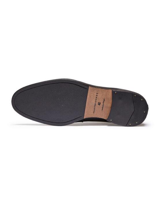 Selected Bolton Chukka Leather Boots - Black | Gate 36 Hobro