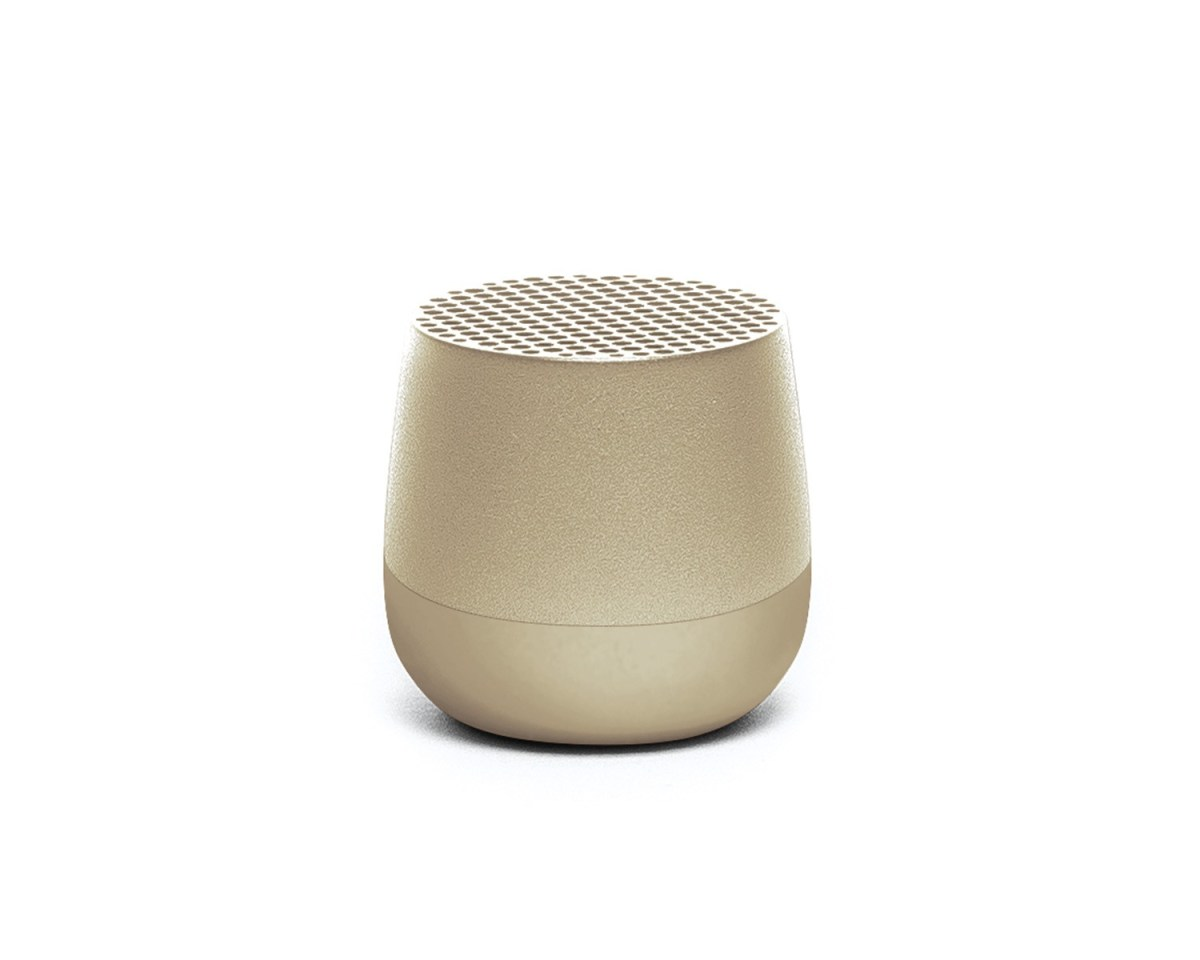 LEXON Mino speaker Gold - GATE36 Hobro