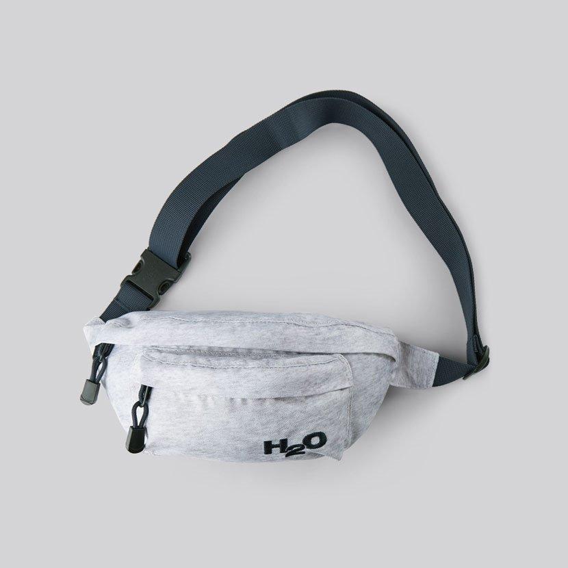 H2O - LIND WAIST BAG LIGHT GREY MEL   Gate 36 Hobro