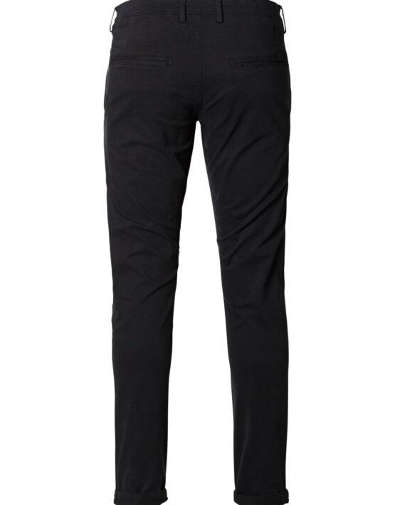 Selected - Skinny Luca Pants Black | Gate 36 Hobro 9500