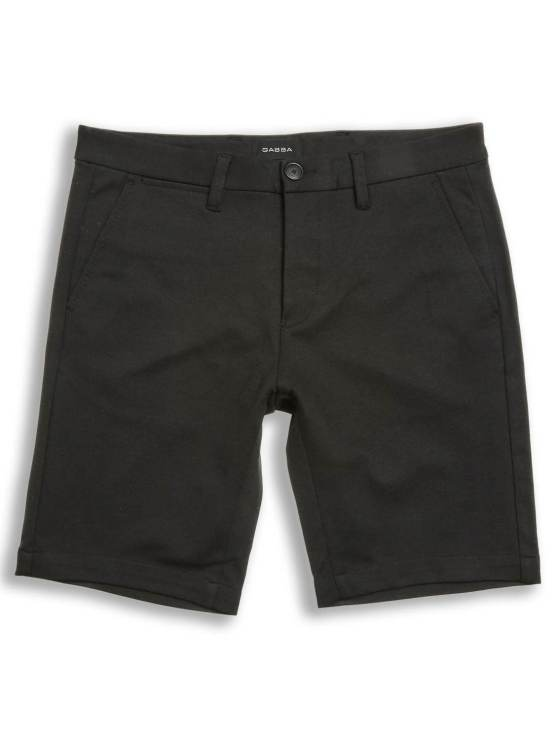 GABBA Jason Chino Shorts Black | GATE36 Hobro