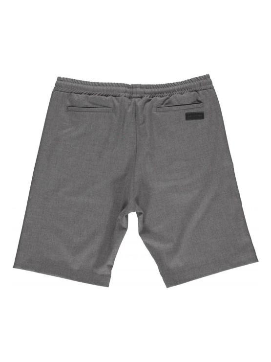 Just Junkies Flex 2.0 Shorts Bis Mid Grey | GATE36 Hobro