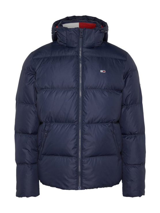TOMMY JEANS - Down Jacket Black Iris | GATE36 Hobro