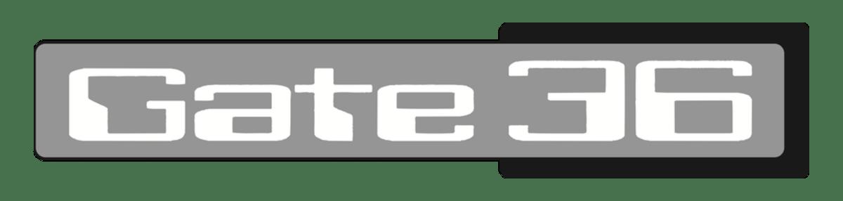 Gate 36 Hobro Logo