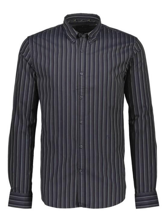 Junk de Luxe Skjorte Strip Green | GATE36 Hobro
