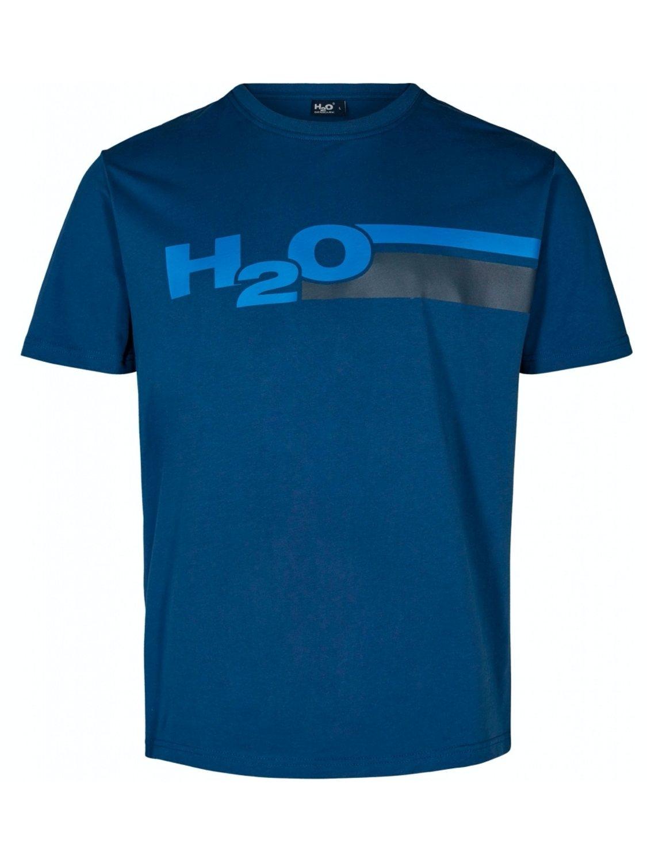 H2O Skagen Tee Navy - GATE 36 Hobro