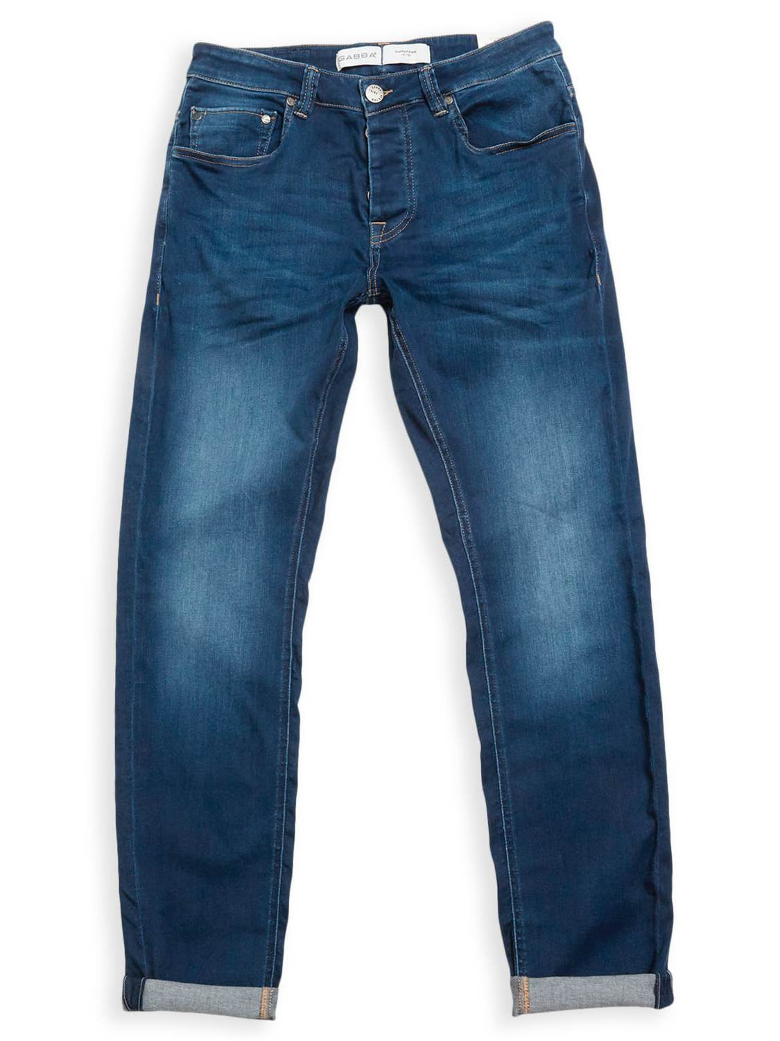 GABBA JEANS - Jones K2213 Blue | GATE36 HOBRO