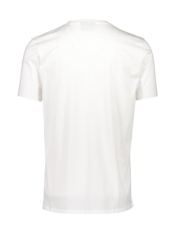 Junk De Luxe - Basis T-shirt Hvid | GATE 36 Hobro