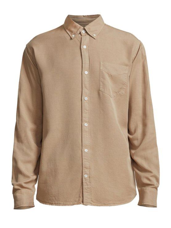 NN07 - Levon shirt 5969 Sand | GATE 36 Hobro