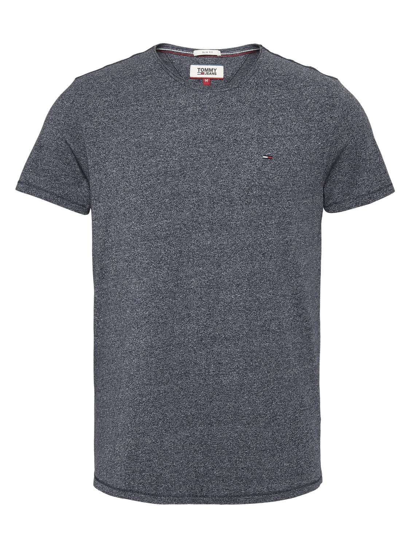 TOMMY HILFIGER - T-shirt Jaspe Navy | GATE 36 Hobro