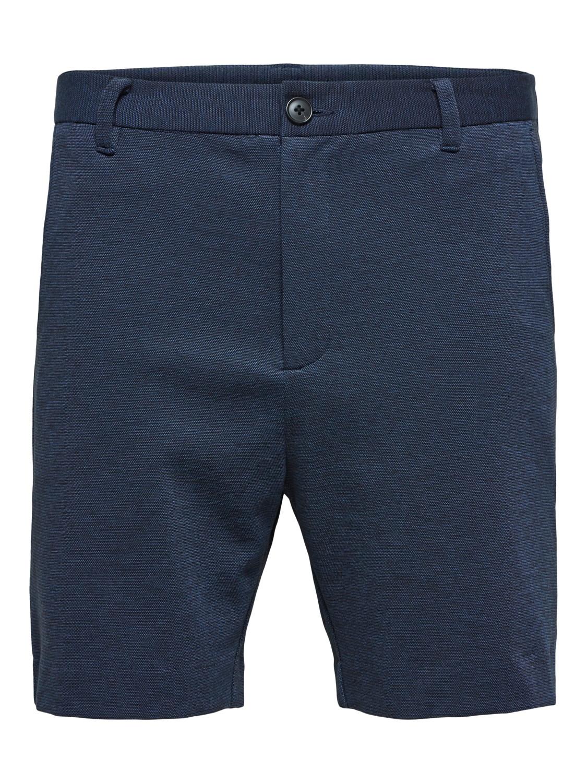Selected Slhjersey Shorts Dark Sapphire | GATE 36 Hobro