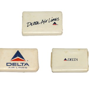 Delta Air Lines Soap Collection