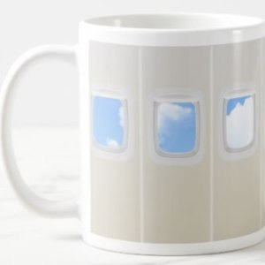 Cool Window Seat Coffee Mug