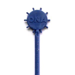 ONA Airlines Swizzle Stir Stick