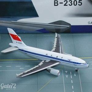 Jet-X CAAC A310 (B2305), 1:400 Scale Model
