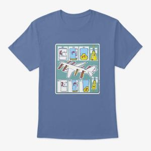 Safety Card Tee – Green Card