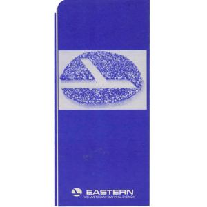 Eastern Airlines Boarding Pass Jacket Envelope