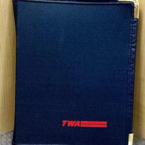Classic TWA Royal Ambassador Mini-Portfolio