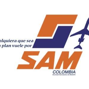 SAM Colombia Tee