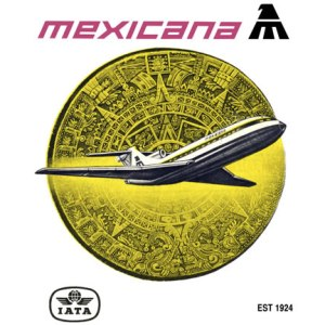 Mexicana Airlines Oro