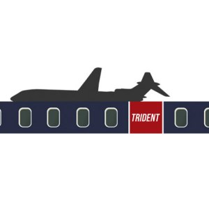 Trident Airliner Tee