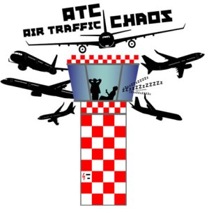 Funny Tees – Traffic Chaos, ATC
