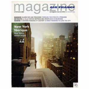 Air France In-Flight Magazines FEB 2003