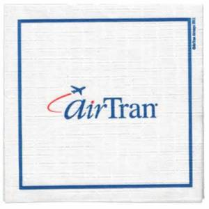 Air Tran Airlines Paper Napkin