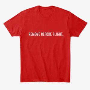 Remove Flag Tee