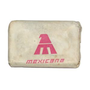 Mexicana Airlines Lavatory Soap Bar