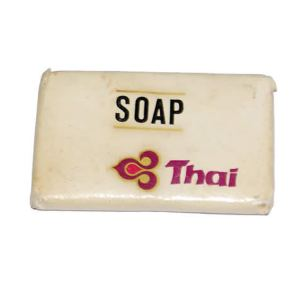 Thai Airways Lavatory Soap Bar