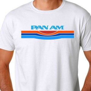 Pan AM Sunset Tee