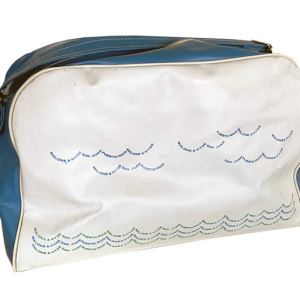 Capitol International Airways Travel Shoulder Bag