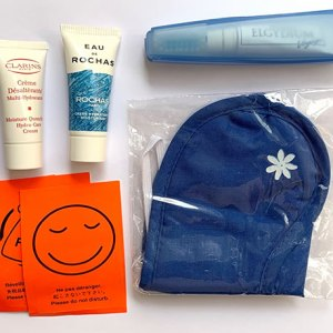 Air Tahiti Nui Poerava Business Class Amenities Kit