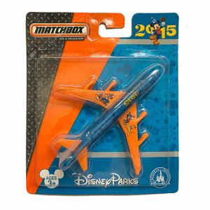 Disney Parks 2015 B 747 Airliner Airplane  Matchbox