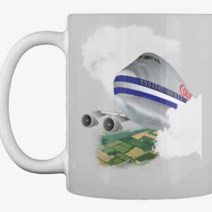 Columbia Airlines Mug