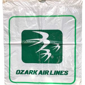 Ozark Air Lines in-Flight Container Bag