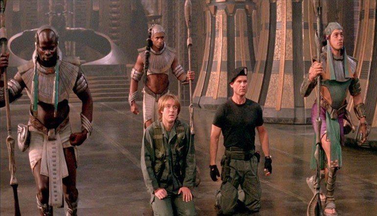 Image result for Stargate 1994
