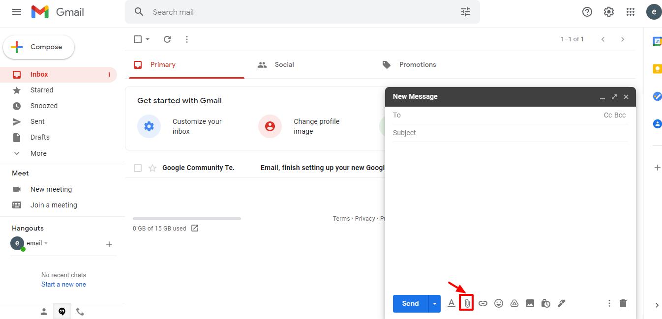 email agar terkirim