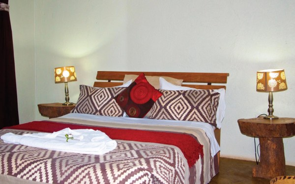 Comfort Single or Double Room - Bed and Breakfast (B&B) Entebbe Airport Hotel Accommodation