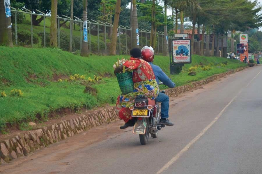 Wheeling & Dealing Around Uganda