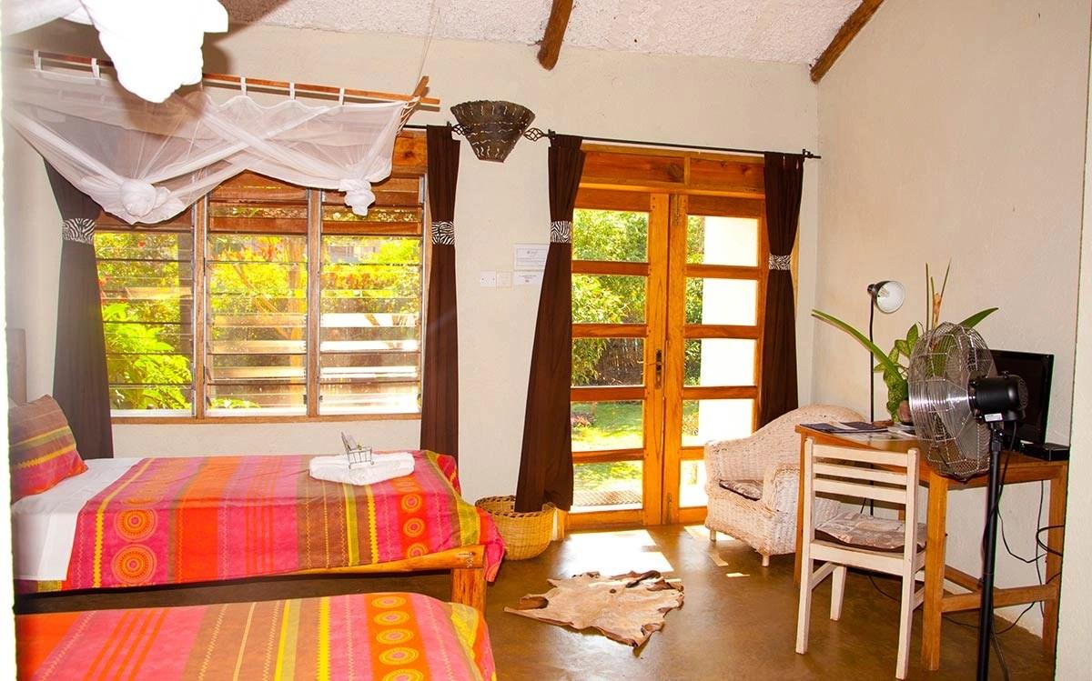 Deluxe Garden Cottage