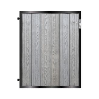 Metal Framed Composite Garden Gates