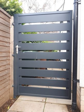 Tall Aluminium Side Gates