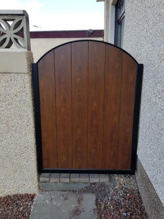 Aluminium Garden Gates