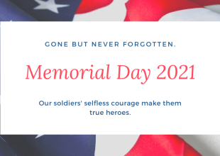 Thumbnail for the post titled: Memorial Day 2021