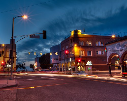 Venice and Pacific