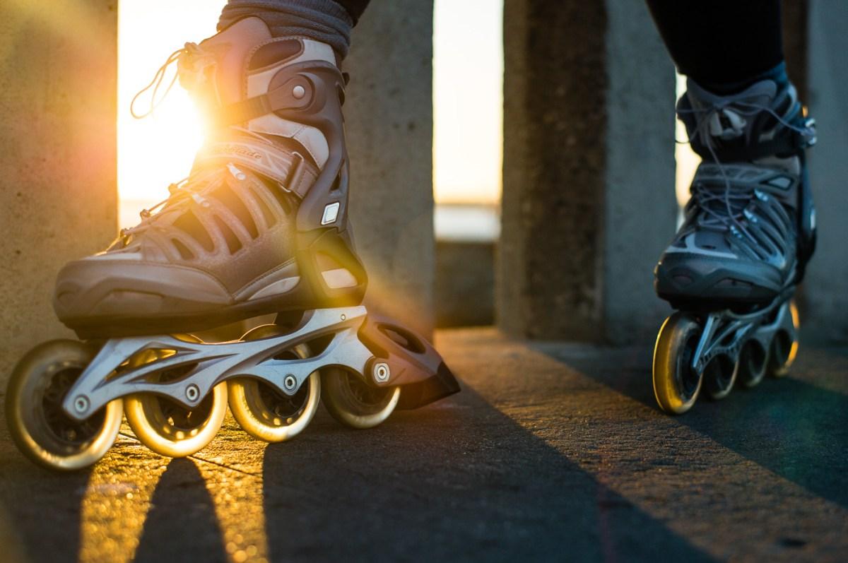 Sunday Rollerblading