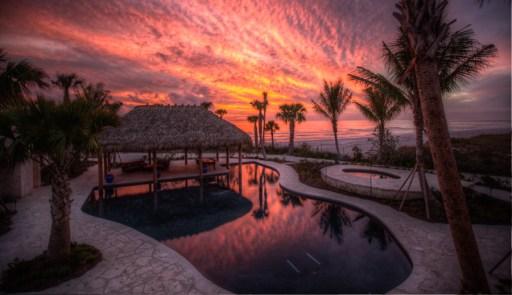 Sunset in Longboat Key, FL