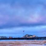 View of the Santa Barbara Pier